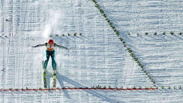 Weltcup Nordische Kombination in Sotschi