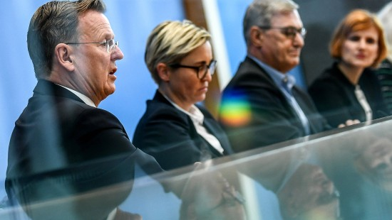 Keine Koalition in Thüringen in Sicht