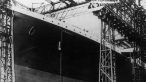 Die Titanic-Werft meldet Insolvenz an