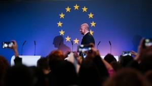Heftige Kritik an Vorschlag zum EU-Budget