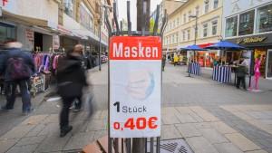 Inzidenzwert in Offenbach steigt auf 110,5