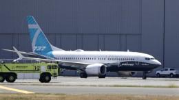 Flugzeugbauer Boeing zahlt Milliardenstrafe