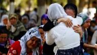 Dutzende Tote nach Anschlag auf Hochzeit in der Türkei