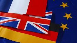 Berlin, Paris und London fordern Ausnahmen von Iran-Sanktionen