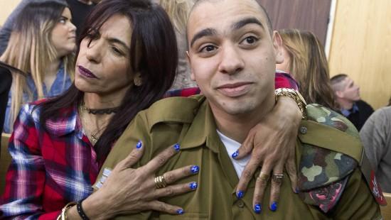 Israelischer Soldat muss wegen Kopfschuss in Haft