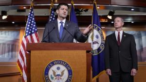 Kongress stimmt für Haushaltsgesetz