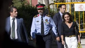 Ehemaliger katalanischer Polizeichef freigesprochen