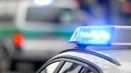 Im Einsatz: Bei der Tat im Gallus-Viertel ermittelt die Polizei wegen versuchten Totschlags.