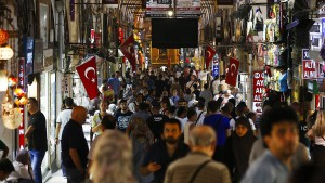 Inflation in der Türkei reißt 25-Prozent-Marke