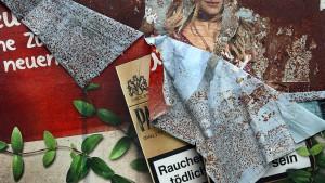 7 von 10 Deutschen wollen Tabakwerbung verbieten