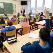 Im Jahr 2025 könnten an deutschen Grundschulen (hier in Schmarl, Mecklenburg-Vorpommern) mehr als 26.000 Lehrer fehlen.