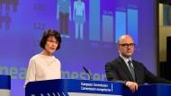 Kommissarin Marianne Thyssen will strengere Regeln.