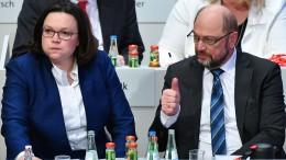 Gewerkschaften bejubeln SPD-Beschluss