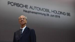 Staatsanwaltschaft ermittelt gegen VW-Aufsichtsratschef