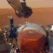 "Die Mars-Sonde ""Insight"" aus eigener Kameraperspektive"