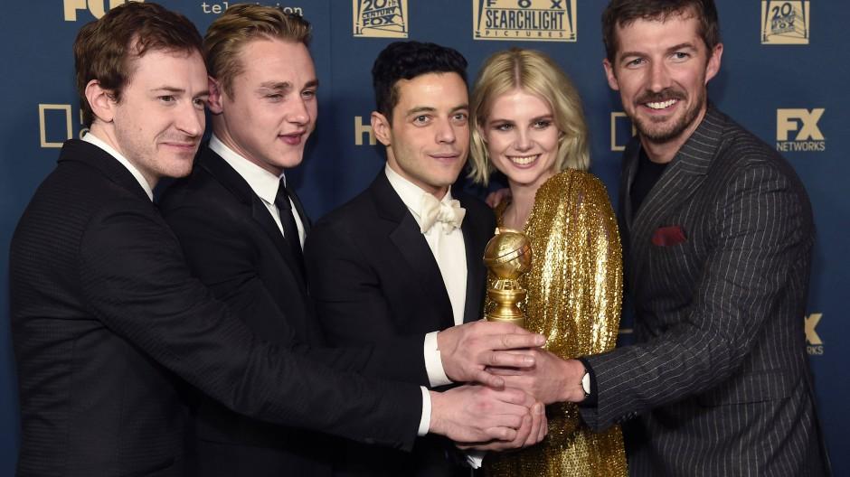Queen-Film räumt bei Golden Globes ab