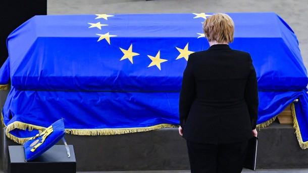 Helmut Kohls letzte Reise