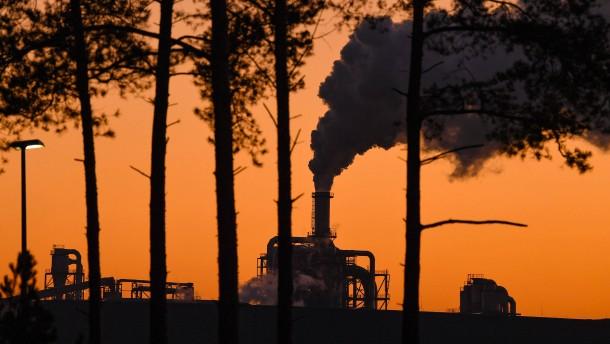 Neuer weltweiter Treibhausgas-Rekord