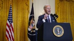 Deutsche Politiker fordern nach Biden-Rede konkrete Schritte