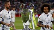 Gucken die Profis von Real Madrid in der diesjährigen Champions-League-Saison am Ende ins Leere? Finanziell wohl eher nicht.