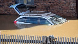 Land unter in Wales