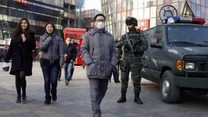 Anschläge gegen Ausländer in Peking befürchtet