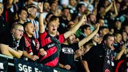 Eintracht-Fans dürfen in Lüttich und London nicht dabei sein