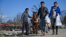 5,7 Milliarden Euro für syrische Flüchtlinge