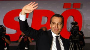 Die SPÖ hat einen neuen Kern