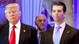 Packt jetzt auch Trumps Finanzchef aus?