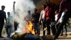 Tote Demonstranten im Kampf um Vedantas-Kupferpläne