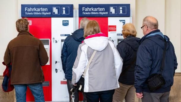 """""""Bundesregierung muss ihre Bahnblockade-Politik endlich aufgeben"""""""