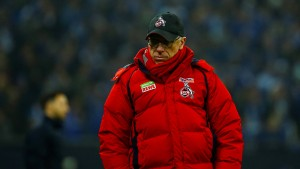 1. FC Köln entlässt Trainer Stöger