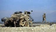 Amerikanische Truppen auch 2015 im Kampfeinsatz