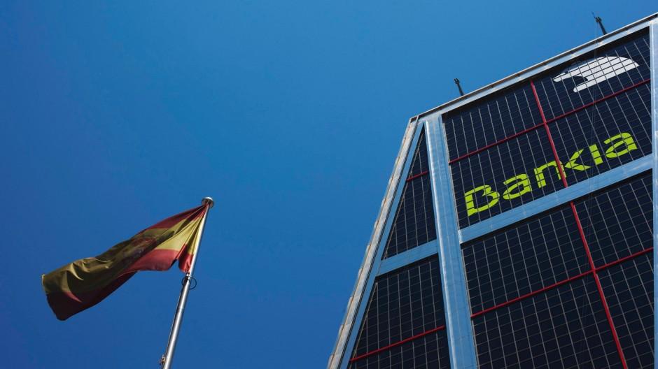 """Und plötzlich fiel alles in ein schwarzes Loch namens """"Bankia"""""""