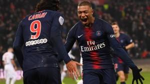 Spieler in ethnische Gruppen eingeteilt – Strafe für Paris Saint-Germain