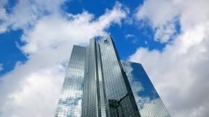 Finanzaufsicht kritisiert Gehälter der Deutschen Bank