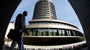 BIZ sieht Grenze der lockeren Geldpolitik erreicht