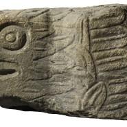 Der Adler war ein Symbol für die Sonne und dem Huitzilopochtli heilig, dem neben Tlaloc wichtigsten Gott der Azteken.