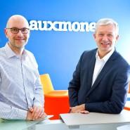 Die zwei von Auxmoney: Raffael Johnen und Eric Rutten