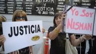 Nismans Tod war kein Selbstmord