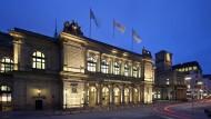 Hamburger Börse: Fondshandelsplatz an der Elbe