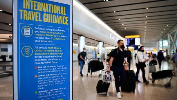 Deutsche Portugal-Urlauber werden wegen Delta-Variante zurückgeholt