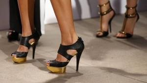 Neuer Trend - Workout auf High Heels