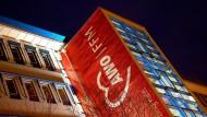 In Schieflage: Hauptsitz der Awo Frankfurt an der Henschelstraße