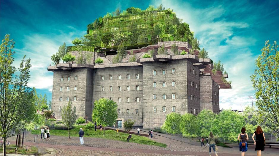 """Die Initiative """"Hilldegarden"""" will einen Stadtpark errichten"""