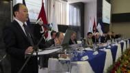 Bau des Nicaragua-Kanals beginnt im Dezember