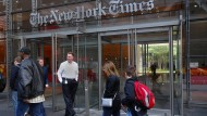 Apple löscht New York Times-App in China