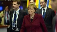 Merkel verteidigt Milliarden-Zahlungen an Türkei