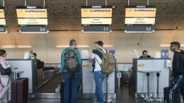Gutscheine statt Rückzahlung für abgesagte Reisen